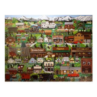 Sumpter, Oregon Postcard