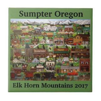Sumpter, Oregon Tile 2