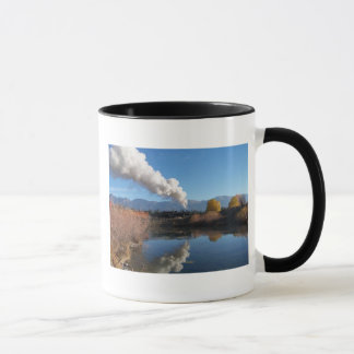 Sumpter Valley No. 19 reflecting pond Mug
