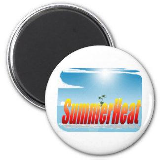 sun 2 inch round magnet