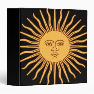 Sun 3 Ring Binders