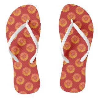 Sun Adventures Flip Flops