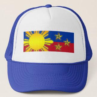 Sun and 3 Stars Trucker Hat