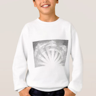 Sun and Clouds Woodcut Sweatshirt