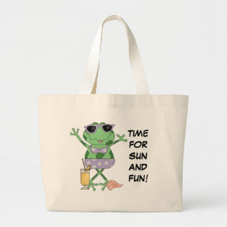 Sun And Fun Tote bag