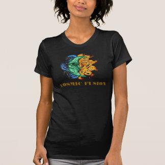 SUN AND MOON ABSTRACT FUSION T-Shirt