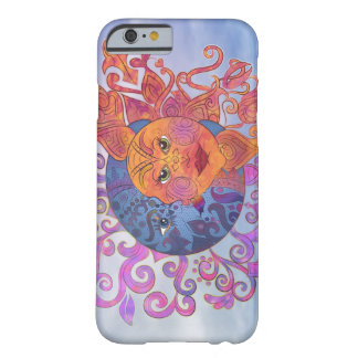 Sun and moon design barely there iPhone 6 case