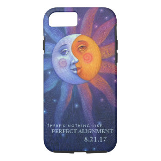 Sun and Moon Eclipse Perfect Alignment Case-Mate iPhone Case