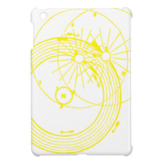 Sun and Moon Orbits Zetetic Astronomy Case For The iPad Mini