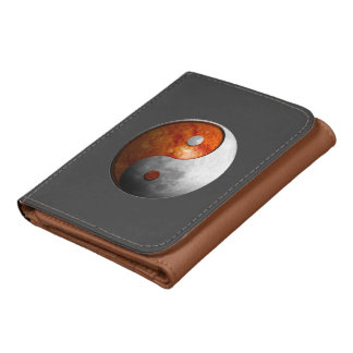 Sun and Moon Yin Yang Wallets