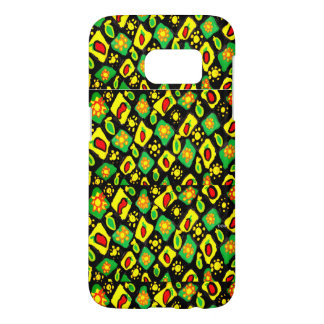 Sun and peppers samsung galaxy s7 case