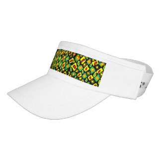 Sun and peppers visor