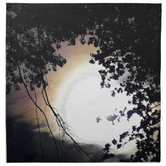 Sun And Pin Oaks Napkin