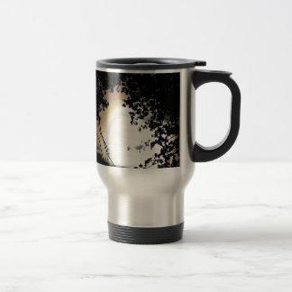 Sun And Pin Oaks Travel Mug