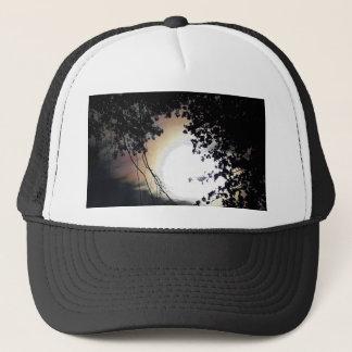 Sun And Pin Oaks Trucker Hat
