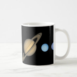 Sun and Planets Coffee Mug
