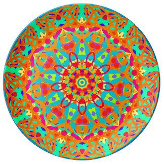 Sun and Sand Porcelain Plate