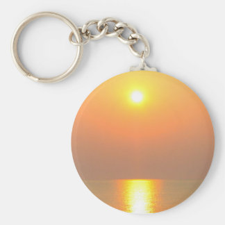 SUN AND SEA KEYCHAIN