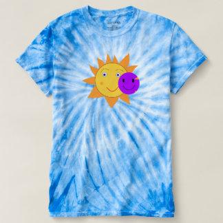 Sun and Smiley Wortex T-shirt
