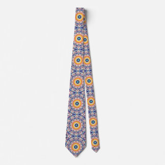 Sun At The Center Tie