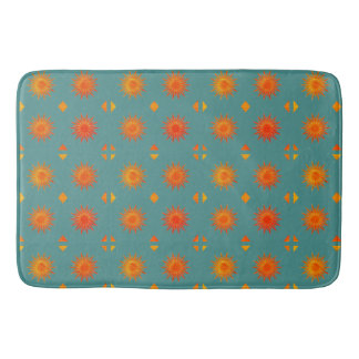 Sun Bright Dance Bath Mat