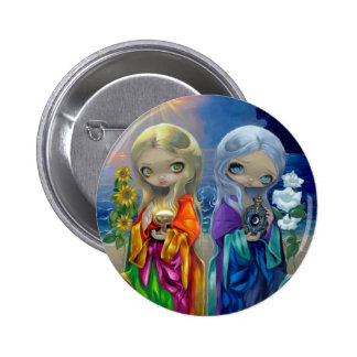 """Sun Child and Moon Child"" Button"