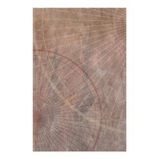 Sun Circles Stationery Paper