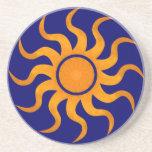 Sun Coaster 2 - Sapphire Blue