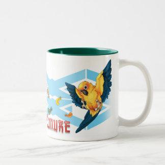 Sun Conure Cutie Mug