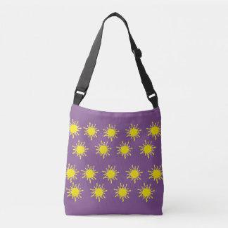 Sun Custom All-Over-Print Cross Body Bag