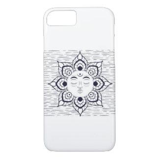Sun Decal Phone Case