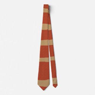 Sun Desert Aboriginal Art Tie