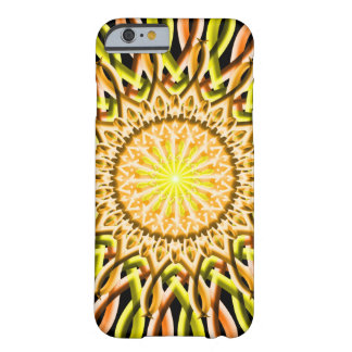 Sun Disc Mandala Barely There iPhone 6 Case