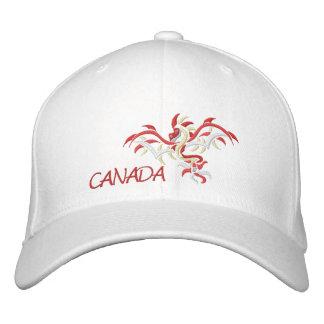 sun dragon Canada, Embroidered Baseball Cap