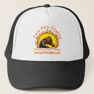 Sun Fire Stables Apparel Trucker Hat