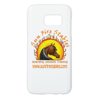 Sun Fire Stables Barely There Case