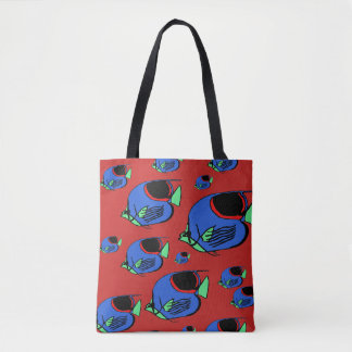 Sun Fish #3 Tote Bag
