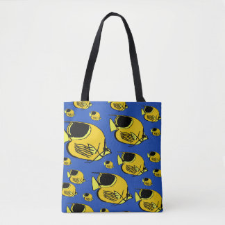 Sun Fish #7 Tote Bag