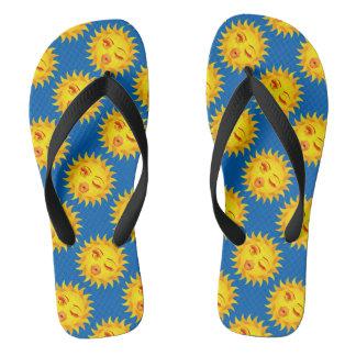 Sun Flip Flops
