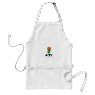 sun flower joy hope standard apron