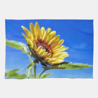 sun-flower towel