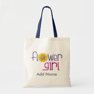 Sun Flowergirl T-shirts and Gifts Tote Bag