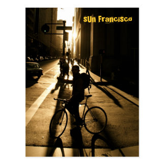 SUN Francisco - 3 Postcard