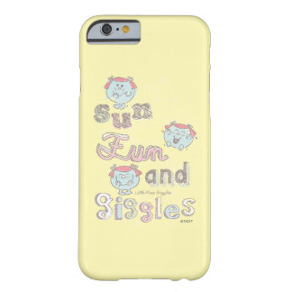 Sun Fun & Giggles Barely There iPhone 6 Case