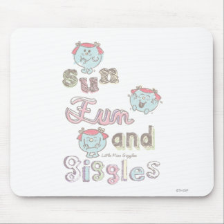 Sun Fun & Giggles Mouse Pad