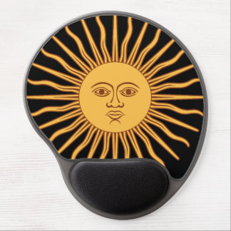 Sun Gel Mouse Pad