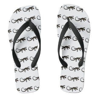 Sun ghecko flip flops