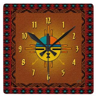 Sun - Giver of Life Wall Clocks