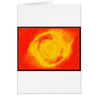 Sun Glare Card