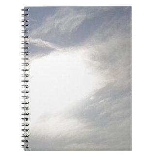 Sun Glow Notebook